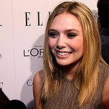 Elizabeth Olsen Doesn't Get Advice From Her Sisters on Red Carpet Style