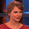 Taylor Swift Talks About Boyfriends (Video)