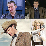 5 Doctor Who Costumes, 1 Thrift Store Trip
