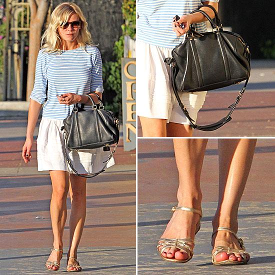 Kirsten Dunst Style Kirsten Dunst Carrying...