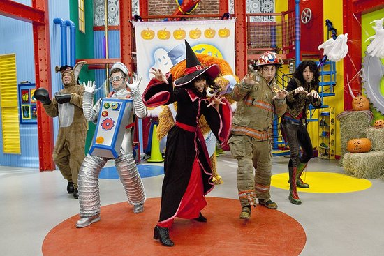 Imagination Movers Halloween Episode