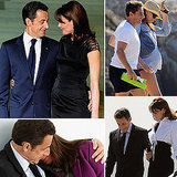 Carla Bruni and Nicolas Sarkozy Welcome a Daughter! See Their Très Chic Couple Moments
