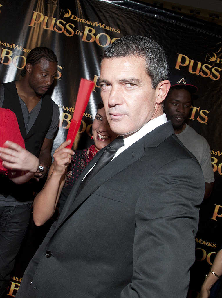 Antonio Banderas in SF.