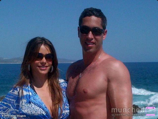 Sofia Vergara and shirtless Nick Loeb in Mexico.  Sofia Vergara on WhoSay