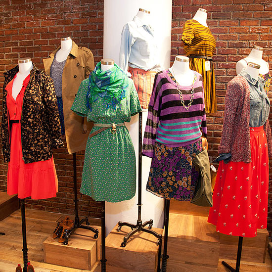Madewell Spring 2012 Collection