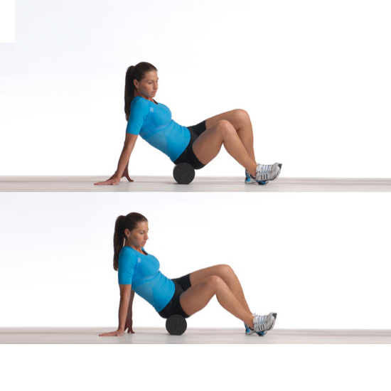 Foam Roller to Ease Muscle Pain