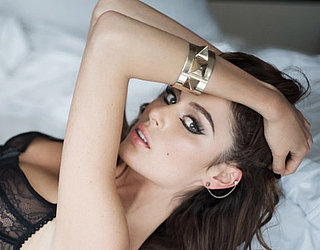 Nicole Trunfio Gets a Sexy 60s Makeover in the Sunday Times