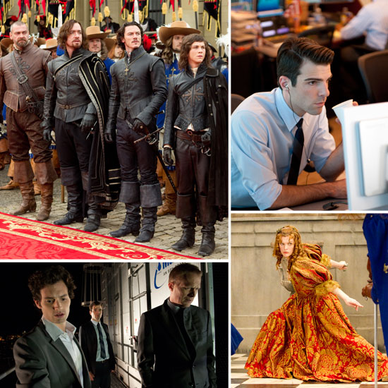 Movie Sneak Peek: The Three Musketeers and Margin Call