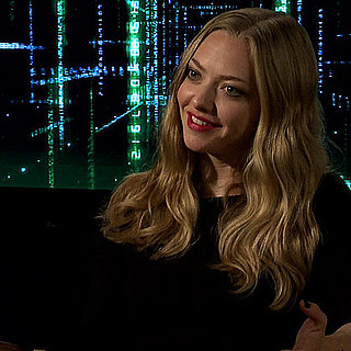 Amanda Seyfried In Time Interview (Video)