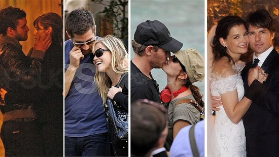 Video: Drew and Her Man Make Out in Rome — See All the Stars Who Showed PDA in Italy!