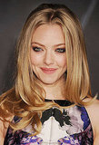 Amanda Seyfried was pretty in purple at the In Time premiere.