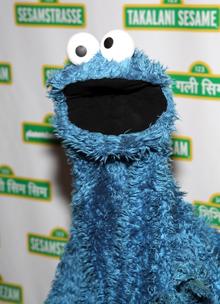 Greedy Cookie Monster