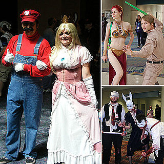 Geeky Halloween Costumes For Couples