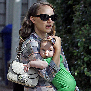 Pictures of Natalie Portman and Baby Aleph Millepied