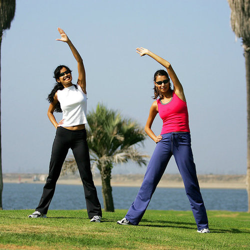 Exercise Ideas to Do With a Workout Buddy