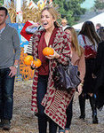 Kristin Cavallari at Mr. Bones Pumpkin Patch