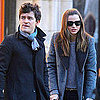 Miranda Kerr and Orlando Bloom Pictures With Flynn in NYC