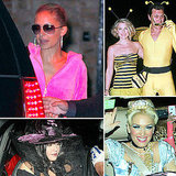 Kate Hudson's Halloween Party Brings Out Gwen, Nicole, Jessica, and More Costumed Stars
