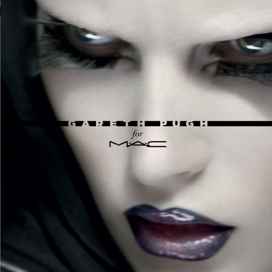 See the Entire Edgy Gareth Pugh For MAC Collection!