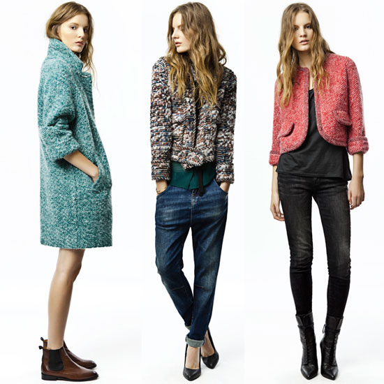 Zara TRF October Lookbook