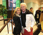 Kelly Ripa and Chris Burch