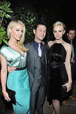 Amber Heard, Joseph Gordon-Levitt, and Carey Mulligan spent the night at Glamour's Reel Moments event.