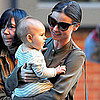 Flynn Bloom Pictures With Miranda Kerr and Orlando in NYC