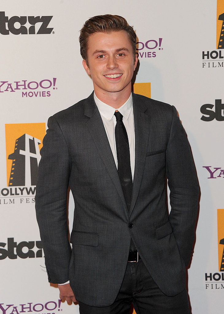 Kenny Wormald attended the 2011 Hollywood Film Awards gala.