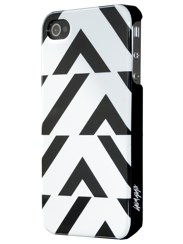 White Hot: Lady Gaga Luxmobile iPhone 4/4S Case