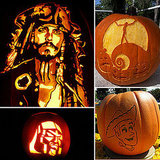 See 13 Amazing Pop Culture Pumpkins Lighting Up Halloween