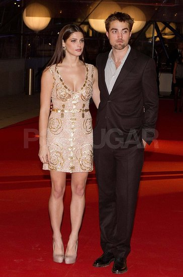 Ashley Greene Gets Sexy on the Red Carpet With Robert Pattinson