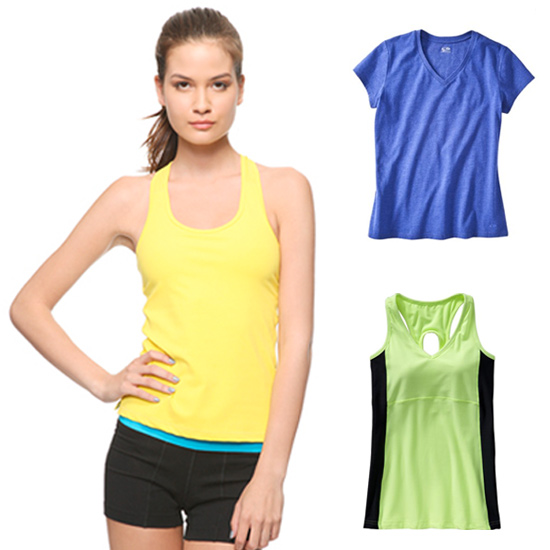 Everyday Essentials: Cheap Workout Tops Under $15