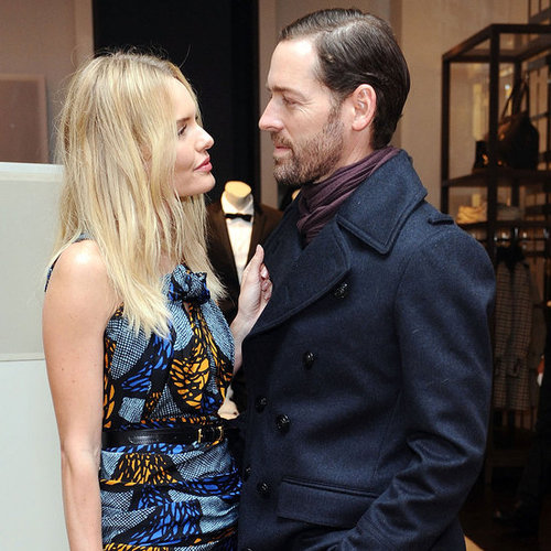 Kate Bosworth and Michel Polish PDA Pictures With Rachel Zoe