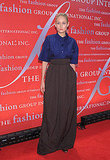 Leelee Sobieski at Fashion Group International's 28th annual Night of Stars at Cipriani Wall Street.