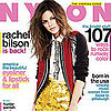 Rachel Bilson Nylon Magazine Cover 2011