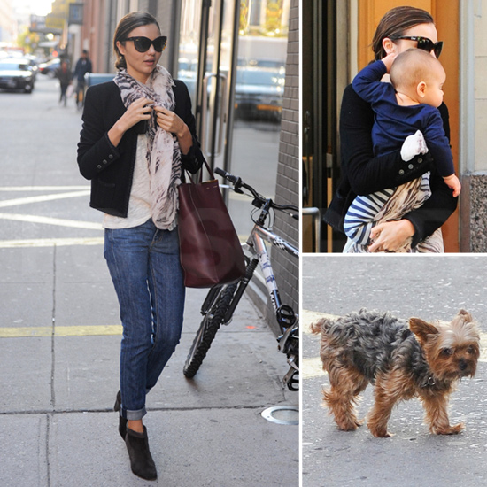 Miranda Spends Her Morning With Sweet Loves Frankie and Flynn!