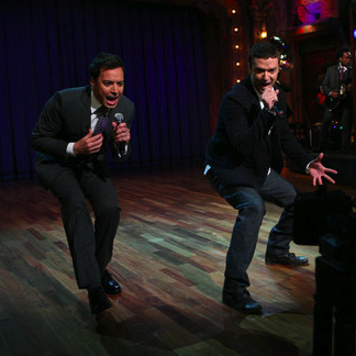 Video of Justin Timberlake and Jimmy Fallon's History of Rap 3