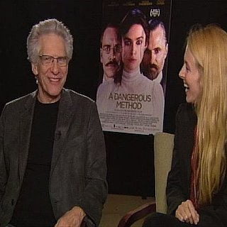 David Cronenberg on Robert Pattinson's Twilight Fame