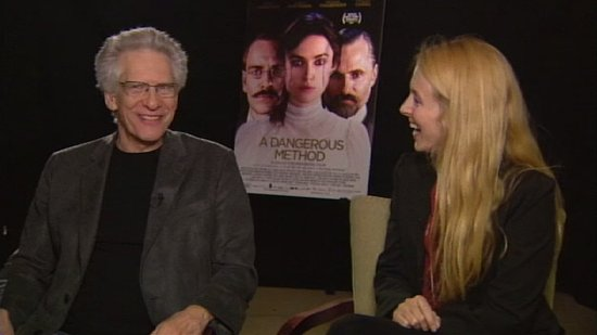 Director David Cronenberg on the Pros of Robert Pattinson's Twilight Fame