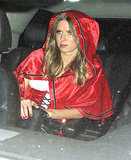 Nicky Hilton went as Little Red Riding Hood in 2011.