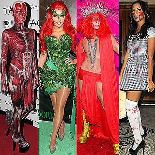 Celebrities Dress Up For Halloween 2011