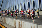 More Runners Traverse the Verrazano Bridge