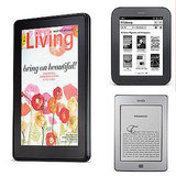 Touchscreen Ereaders
