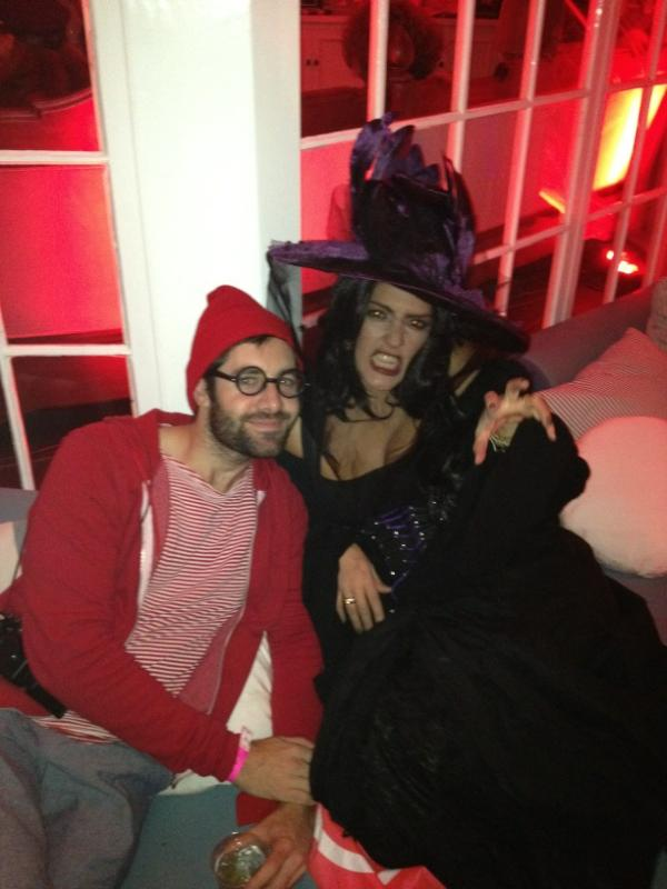 The Witch and Waldo