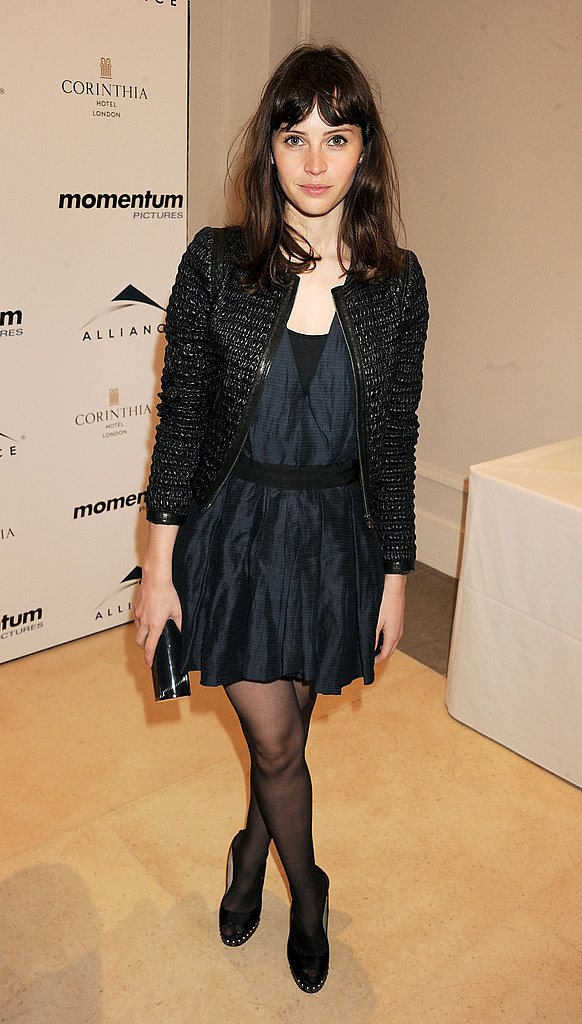 Fall Style Profile: Felicity Jones