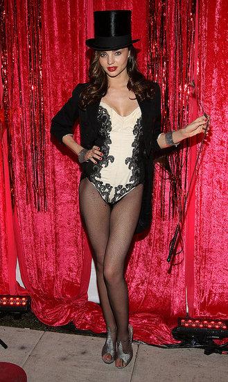 Miranda Kerr Circus Master