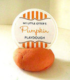 Pumpkin-Scented Play Dough ($4)