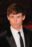 Eddie Redmayne and his green eyes arrived looking sharp for the Orange British Academy Film Awards in 2009.