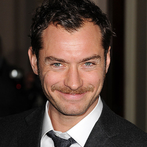 Celebrities With Mustaches