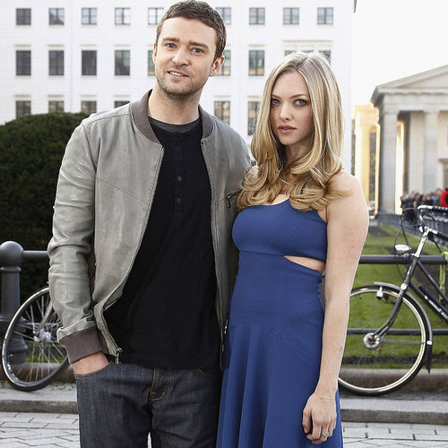 Justin Timberlake and Amanda Seyfried in Berlin Pictures